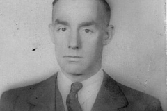 Dad Passport 1941